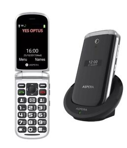 Aspera-F28-3G-Flip-Easy-To-See-Seniors-Phone-With-SOS-Facility-Free-Delivery