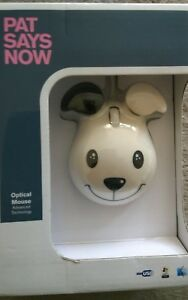Pat Says Now Optical Mouse - Kirkcaldy, United Kingdom - Pat Says Now Optical Mouse - Kirkcaldy, United Kingdom