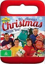 The-Wiggles-It-039-s-Always-Xmas-With-You-NEW-DVD-Region-4-Australia