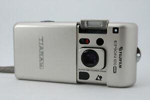 [Exc Fujifilm Epion 1010 MRC TIARA ix TITANIUM APS Film Camera from JAPAN