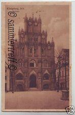Königsberg Neumark Rathaus  ca. 1928 Polen Lebus
