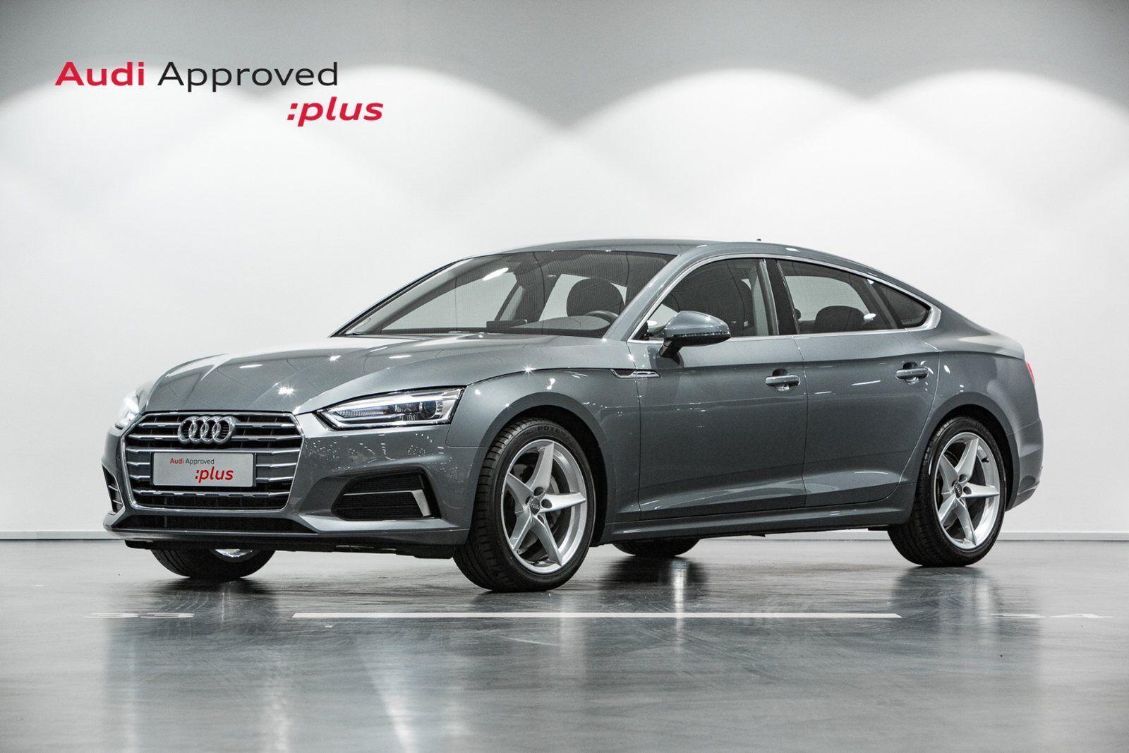 Audi A5 2,0 TDi 190 Sport SB S-tr. 5d - 520.000 kr.