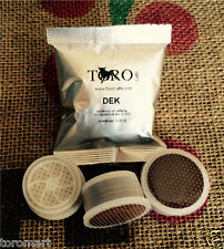 100 Capsule Lavazza Espresso Point Compatibili Toro Caffè Decaffeinato