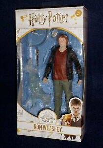 """Harry Potter Ron Weasley 7/"""" Action Figure McFarlane Toys IN STOCK"""