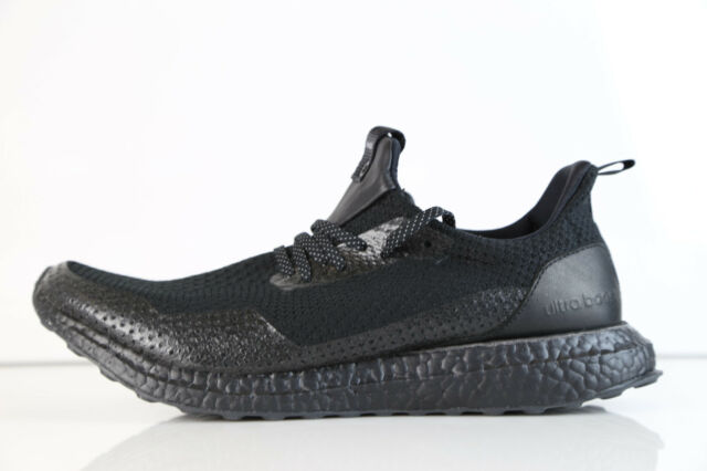 Adidas Consortium X Haven Ultra Boost Uncaged Triple Black BY2638 4 5 10.5 rf 1