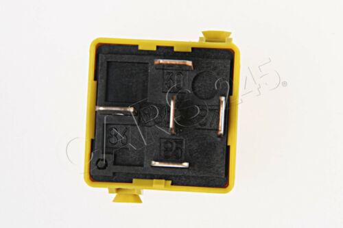 Genuine BMW 2471 2472 2473 2478 Z3 Relay Relay in Zinc Yellow 61361389105