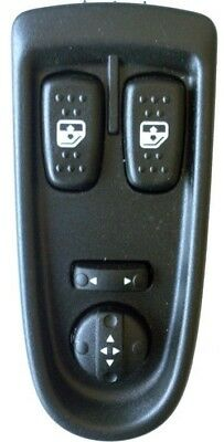 IVECO DAILY S2006 06-12 FRONT DOUBLE ELECTRIC WINDOW MIRROR SWITCH GENUINE