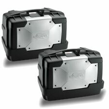 5a670652d30 item 4 PAIR OF SIDE CASES MOTORCYCLE KAPPA KGR46PACK2 GARDA MONOKEY  CAPACITY 46 LITERS -PAIR OF SIDE CASES MOTORCYCLE KAPPA KGR46PACK2 GARDA  MONOKEY ...