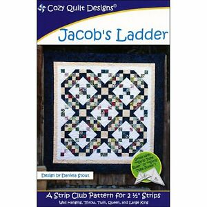 Jacob-039-s-Ladder-Quilt-Pattern-by-Cozy-Quilt-Designs