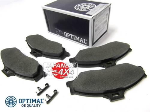 fits FORD RANGER 1999-2006 4x4 *OE QUALITY FRONT PADS SET-OPTIMAL GERMAN BRAND*