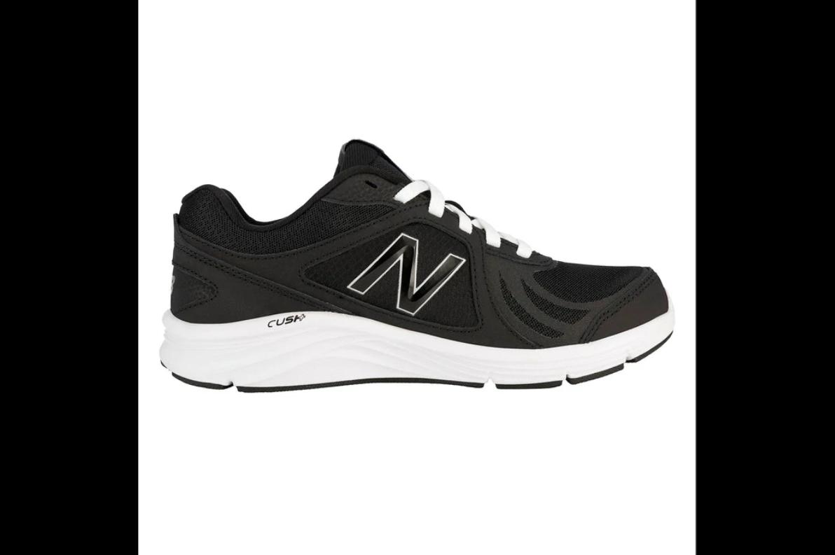 New Balance 496v3 Women's Walking shoes Size 6.5 Wide Black