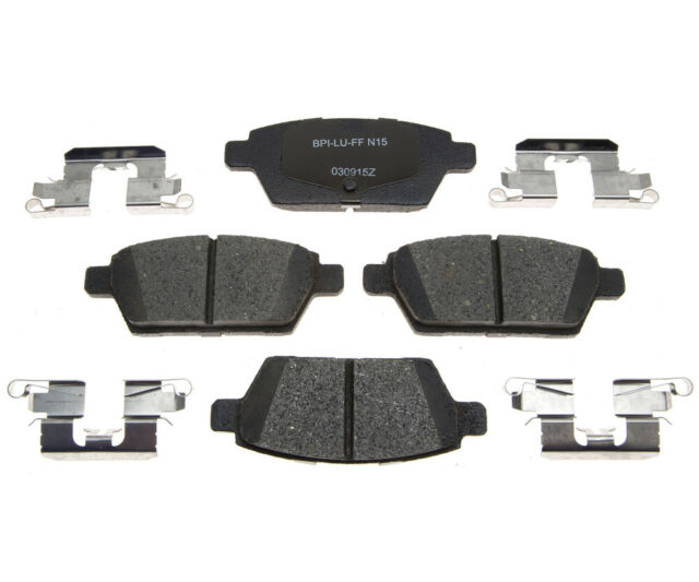 Disc Brake Pad Set-R-Line Ceramic Rear Raybestos MGD1161CH