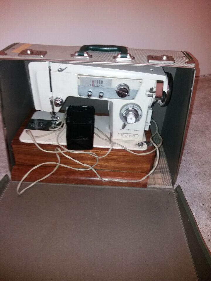 Symaskine, Sy maskine fra mærket KOYO