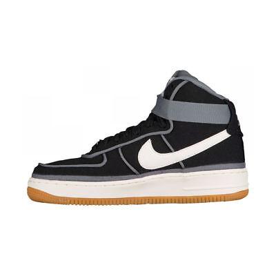 Big 7Ebay Black Nike Kids Force Lv8 001 Gs807617 4 Sz 1 Air