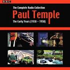 Paul Temple: The Early Years (1938-1950): Volume One: The Complete Radio Collection by Francis Durbridge (CD-Audio, 2016)