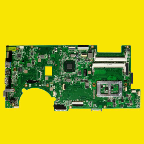 For ASUS G73S G73SW Motherboard 3D Connector HM65 4 Slots Mainboard Test OK