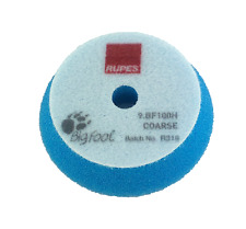 4 Inch Rupes Blue Foam Coarse Pad for 3 Inch Backing Plate 9BF100H