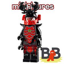 Lego® Ninjago Minifigur General Kozu aus Set 70504 Neu