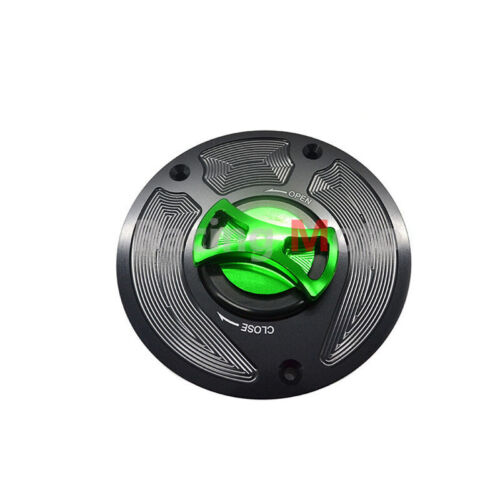 Motorbike Billet CNC Alumnium Gas Fuel Tank Cap Cover Keyless For Honda CBR300RR