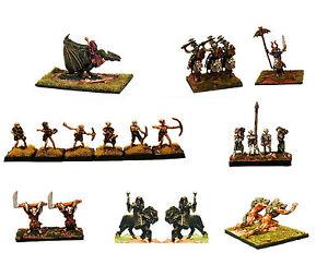 Details about 15mm Fantasy Miniatures-Unpainted Undead & Skeletons-HOT  Miniatures-Multi-List 2