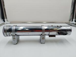 """3 Cell vintage HEILAND SYNCHRONAR 10"""" Flash Handle / DIY STAR WARS Lightsaber"""
