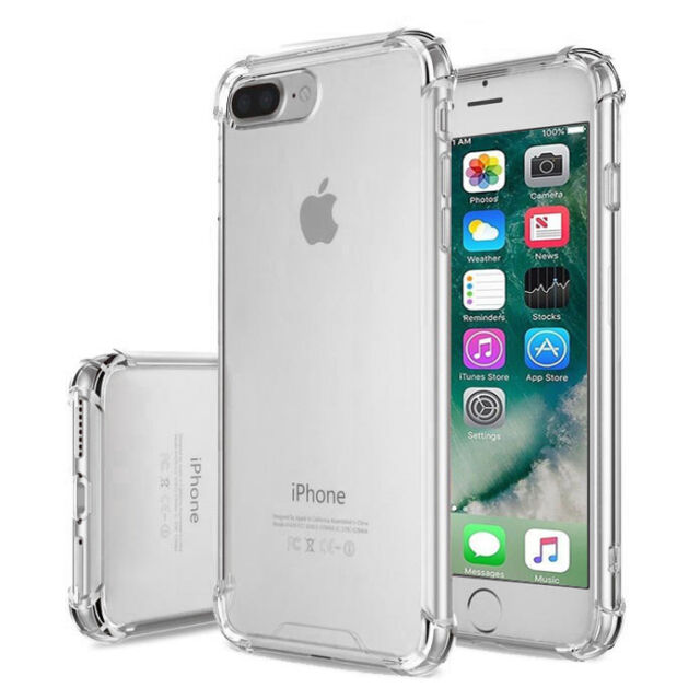 apple iphone 7 phone case clear