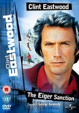 THE EIGER SANCTION - DVD - REGION 2 UK