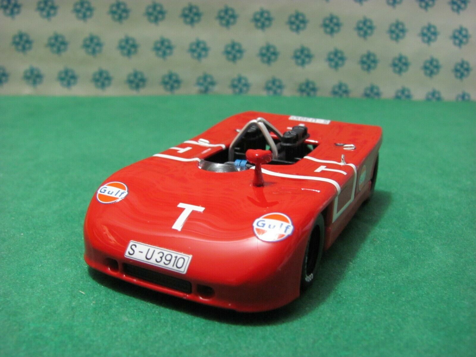 PORSCHE 908 3 3000cc. Spyder   Targa Florio prova 1970   - 1 43 Best 9415 L.E.