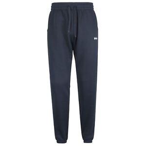 Pantalon de Survêtement Jogging Homme LEE COOPER (Du S au XXL) Neuf ... c6b8c3b6877