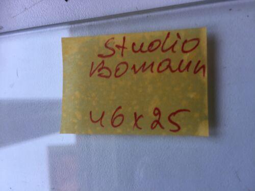 Sudio Glasplatte,Einlegeboden,Glasboden 46x25 cm TOP. für BOMANN