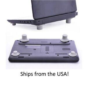 4Pcs-Notebook-Accessory-Laptop-Heat-Reduction-Pad-Cooling-Feet-Holder-Plastic