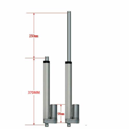 Bracket Werkzeug Electric Linear Actuator Stroke 3000N 50-600mm Motor Control