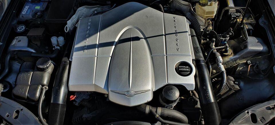 Chrysler Crossfire, 3,2 Coupé aut., Benzin