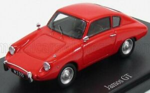AUTOCULT 1/43 JAMOS   GT COUPE 1962   RED