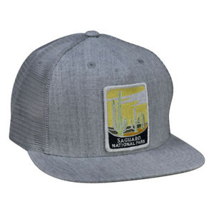 279bb82e7e0 Saguaro National Park Trucker Hat by LET S BE IRIE - Heather Gray ...