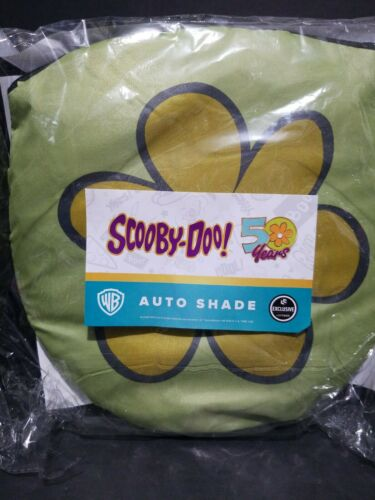 Scooby Doo Car Sun Shade 50th Anniversary WB LootCrate Exclusive New