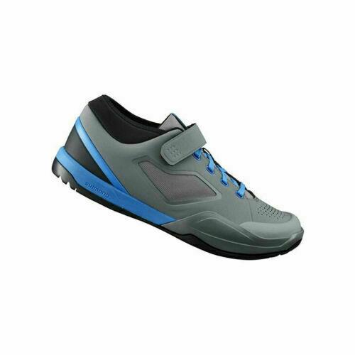 Shimano AM7 MTB  Mountain Bike  Cycling schoenen kudde  blauw UK 10  EU 45