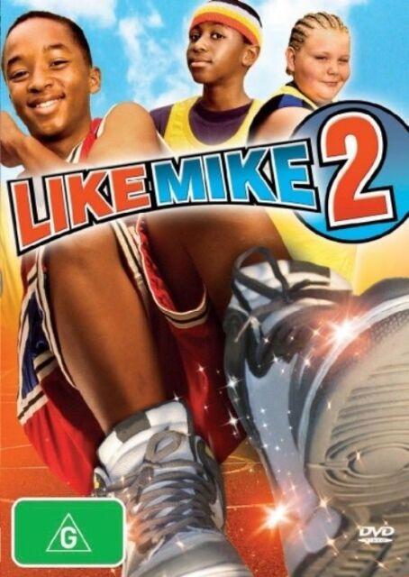 Like Mike 2 - Streetball - FAMILY DVD # 0354