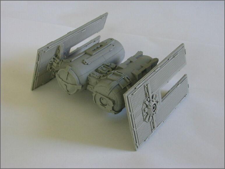 Star Bomber wars 1 72 resin scale model kit