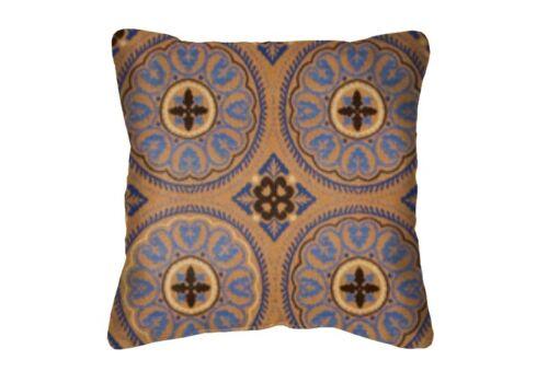 17x17 Indoor//Outdoor Sunbrella Throw Pillows Zara Moroccan 47072-0004 Set//2