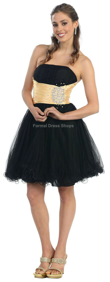 SALE !! SHORT COCKTAIL PROM DRESSES HOMECOMING BRIDESMAID ...