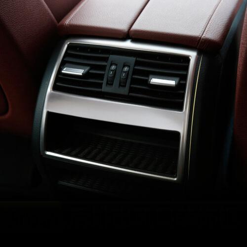 Luftungsschacht luftungsgitter quadro per BMW 5er f10 f11 2011-2014 NUOVO