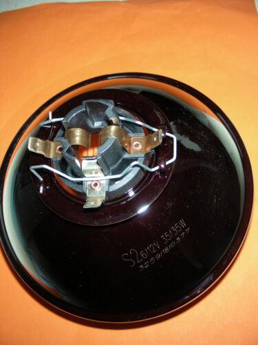Scheinwerfer Simson KR51 Schwalbe SR4-2 Reflektor Bilux 25//25 35//35  Ø135 E-Pr.