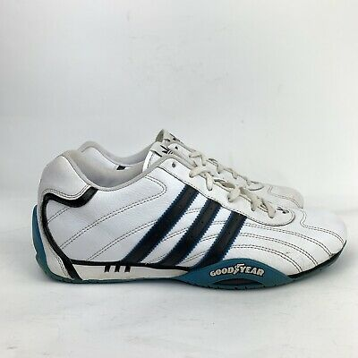 Men's Adidas Tuscany Goodyear Team shoes size 10   eBay