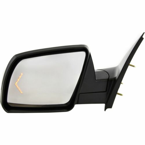 NEW LH POWER MIRROR W HEATED GLASS FOR 07-13 TOYOTA TUNDRA/_PICKUP TO1320269