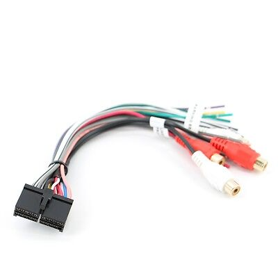 s-l400  Pin Wiring Harness on