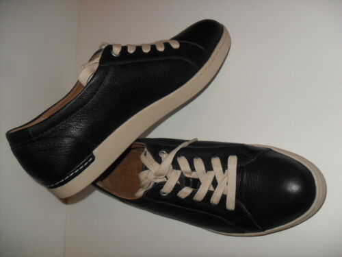 WOMENS CLARKS CASUAL SHOES FASHA THCL 15807 GRENADINE LEA BLACK LEATHER US SIZE