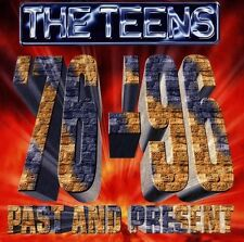 """THE TEENS """"PAST AND PRESENT 76-96"""" CD NEU"""