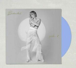 CARLY-RAE-JEPSEN-DEDICATED-SIDE-B-LIMITED-EDITION-BABY-BLUE-VINYL-LP-12-034-RARE