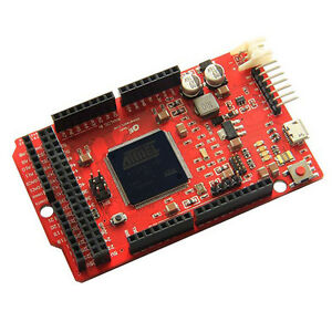 Geeetech-DUE-Pro-controller-Board-Atmel-SAM3X8E-ARM-Cortex-M3-for-Arduino-Due